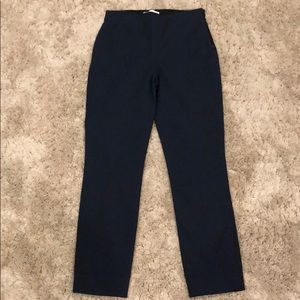 "Everlane ""The Side-Zip Work Pant"" Navy NWT"